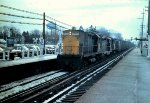 LI 205 leads freight RF60